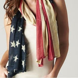 Scarves - American Woman Hand Made Scarf