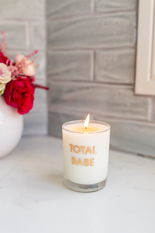 Total Babe Candle