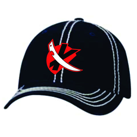 Navy Blue Logo Cap