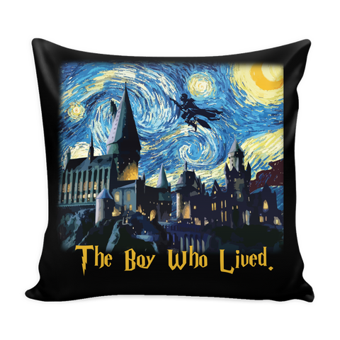 The Boy Who Lived - Pillow Cover