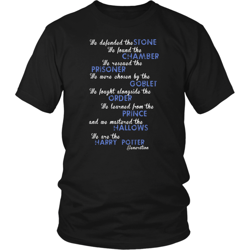 The HP Generation Tees