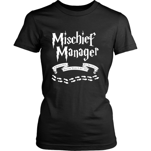 Bride - Mischief Manager - Apparel