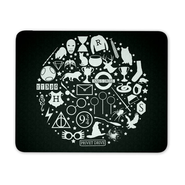 Mousepads - HP Icons - Mousepad