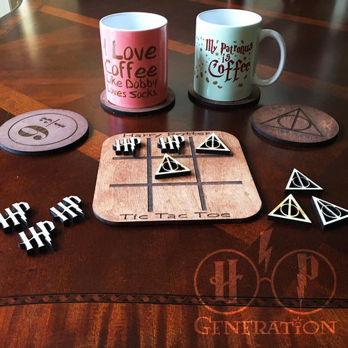 Other - HP Tic Tac Toe
