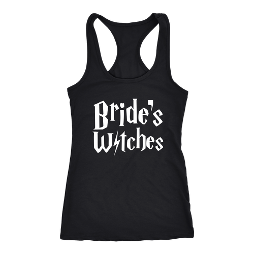 Bride's Witches (Tank, Tee, Hoodie)
