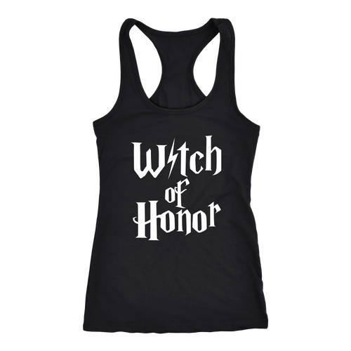 Witch of Honor (Tank, Tee, Hoodie)