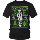 Death Eater Ugly Sweater Design