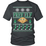 Free Elf Ugly Sweater Design