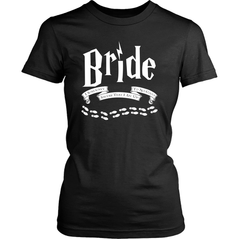 Magical Bride - Black - Apparel