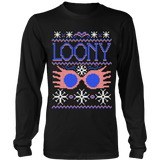 Loony Ugly Sweater Design