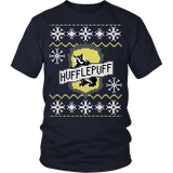 Hufflepuff Ugly Sweater Design
