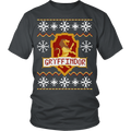 Gryffindor Ugly Sweater Design