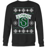 Slytherin Ugly Sweater Design
