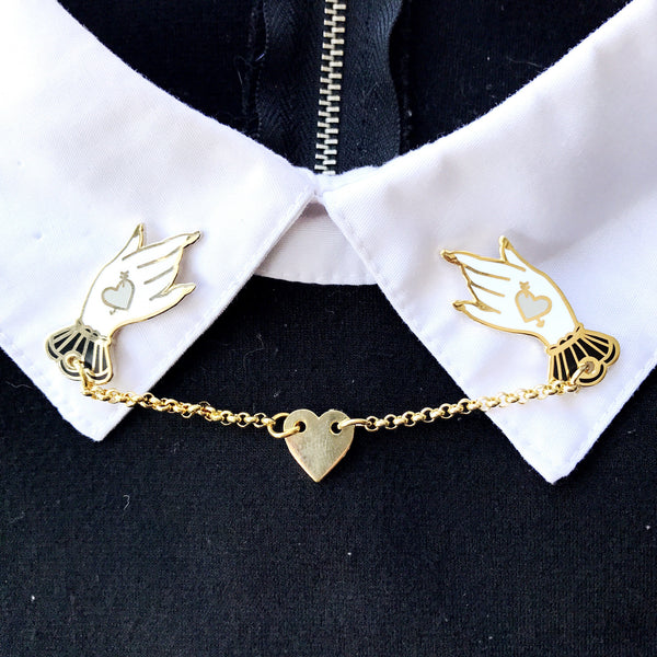Labour of Love Collar Set - Sad Truth Supply