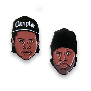 NWA Pin Pack, Pins, - Sad Truth Supply - Enamel Pins