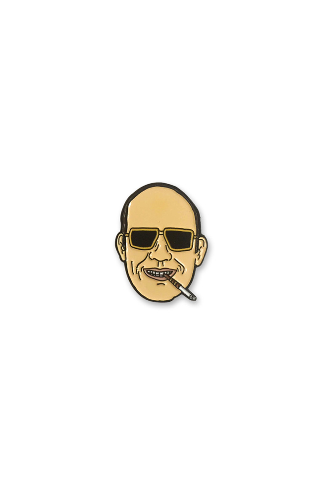 Hunter S. Thompson, Pins, - Sad Truth Supply - Enamel Pins