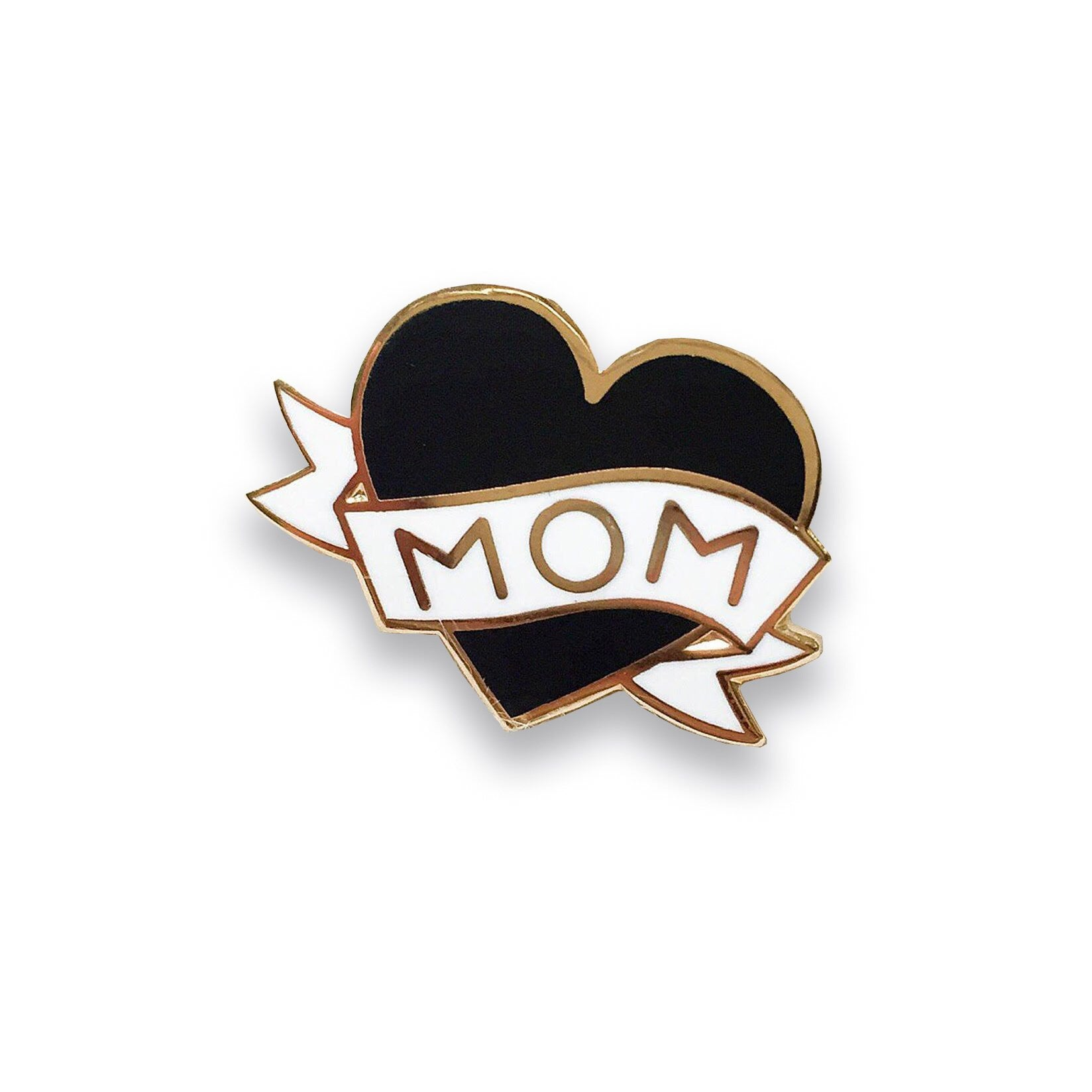 Mom Lapel Pin, , - Sad Truth Supply - Enamel Pins