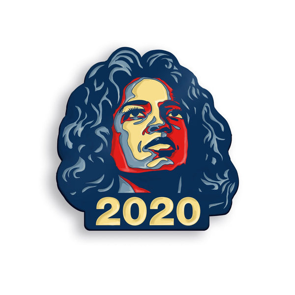 Oprah For President 2020 Lapel Pin - Sad Truth Supply