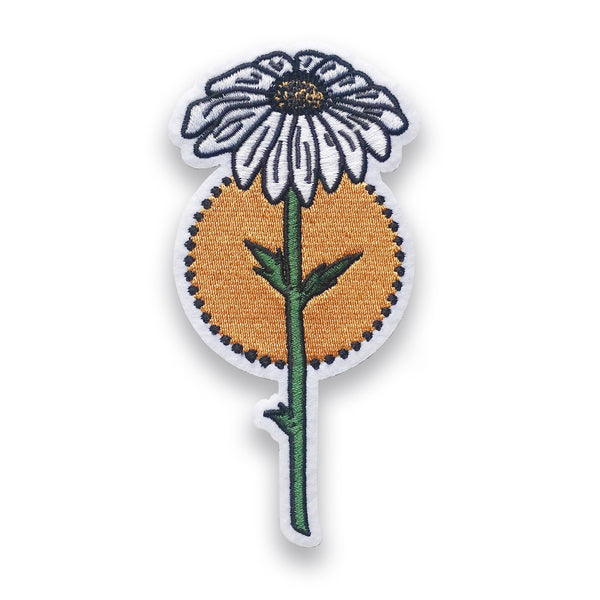 Enchanted Daisy Peel & Stick Patch - Sad Truth Supply