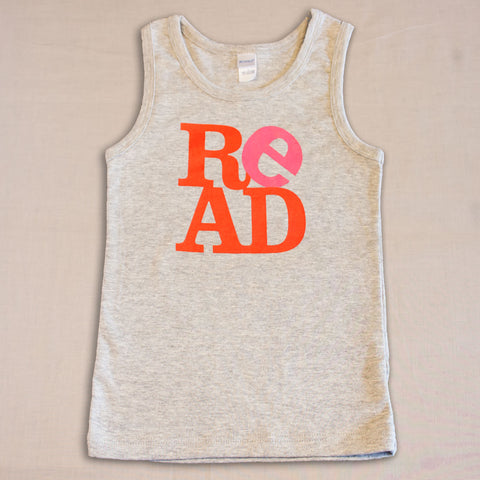 ReAD Kid's Tank Top - Small Apparel  - 1