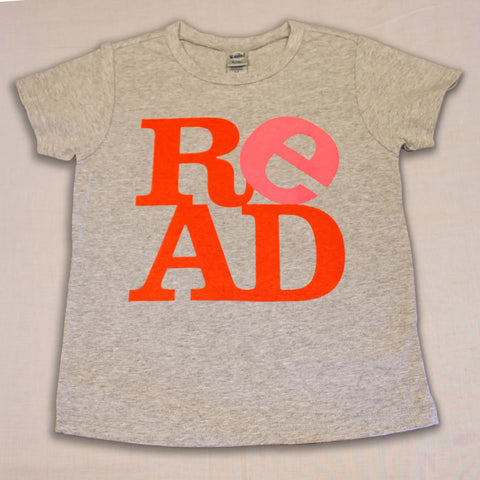 ReAD Kid's T-Shirt - Small Apparel  - 1