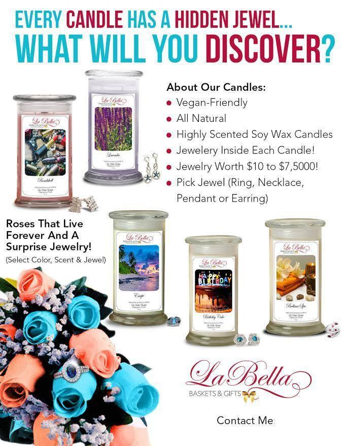 Our New Candle Line is Complete!