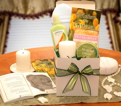 Mothers Are Forever Gift Box - Fine Gifts La Bella Basket Company