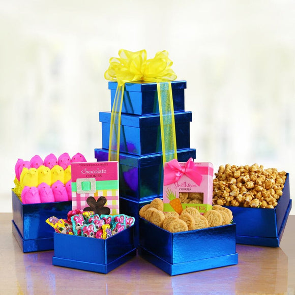 Easter Tower - Fine Gifts La Bella Basket Company