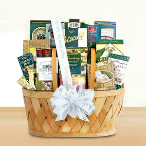 Heartfelt Thoughts of Sympathy - Fine Gifts La Bella Basket Company