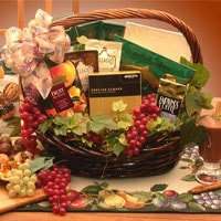 The Kosher Certified Gourmet Gift - Fine Gifts La Bella Basket Company