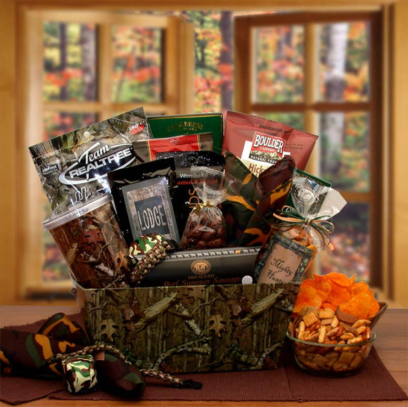 It's Camo Thing - Fine Gifts La Bella Basket Company