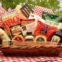Master of The Grill - Fine Gifts La Bella Basket Company