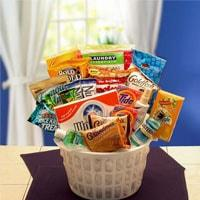 Away From Home 101 Care Pack - Fine Gifts La Bella Basket Company