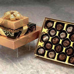 28 Piece Truffle Gift Set - Chocolates - Fine Gifts La Bella Basket Company