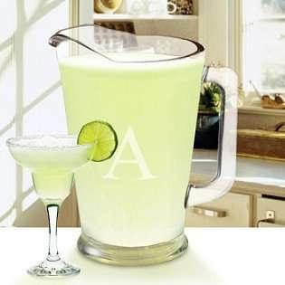 60 oz Glass Pitcher - Fine Gifts La Bella Basket Company