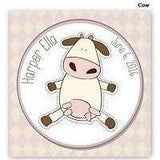 Baby Nursery Canvas Sign - Fine Gifts La Bella Basket Company