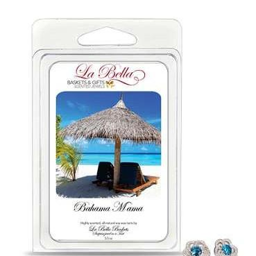 Bahama Mama Jewelry Tart Melts - Fine Gifts La Bella Basket Company