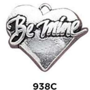 Be Mine Heart Charm - Fine Gifts La Bella Basket Company