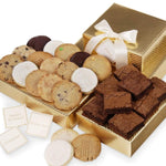 Cookies Box and Brownies - Fine Gifts La Bella Basket Company