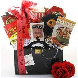 Deluxe House Call Gift Box w/ Personalized Ribbon