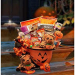 Frightfully Fun Halloween Pail - Fine Gifts La Bella Basket Company