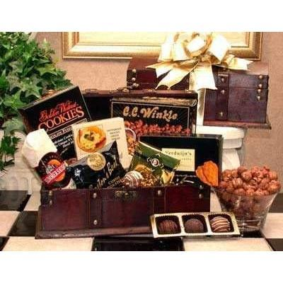 Gourmet Desk Caddy - MED - Fine Gifts La Bella Basket Company