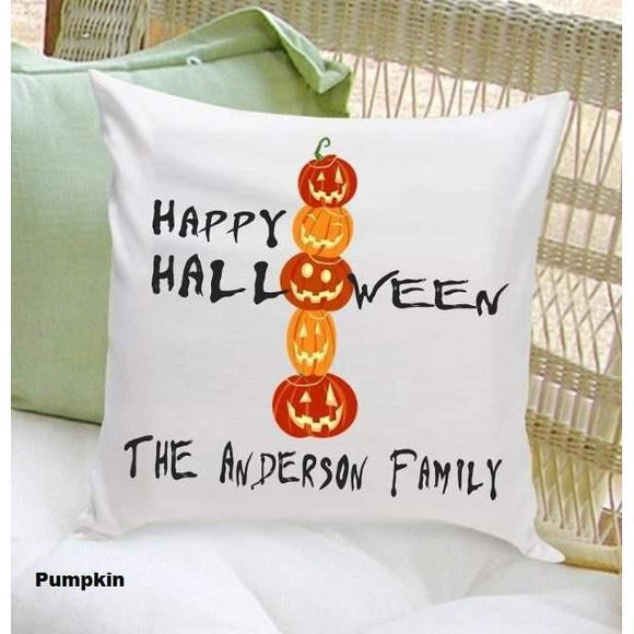 Halloween Throw Pillows - Fine Gifts La Bella Basket Company