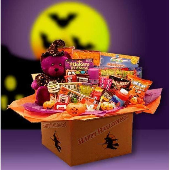 Happy Halloween Activity - Fine Gifts La Bella Basket Company