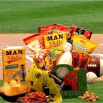 Man Skills Sports Gift Box - Fine Gifts La Bella Basket Company
