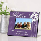 Personalized Bloomin' Butterfly Frames - Fine Gifts La Bella Basket Company
