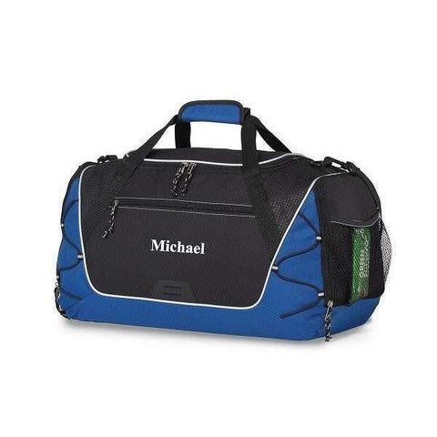 Sports Duffel Bag Personalized