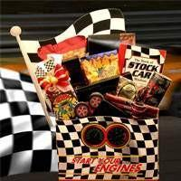 Start Your Engines Race Fans Gift Box