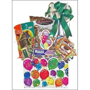 Sugar Free Birthday Gift Box - Fine Gifts La Bella Basket Company