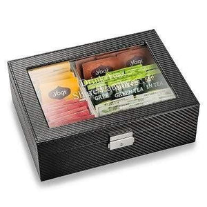 Tea Box - Personalized - Fine Gifts La Bella Basket Company